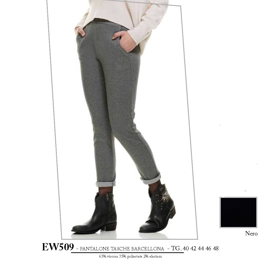 Pantalone EW509