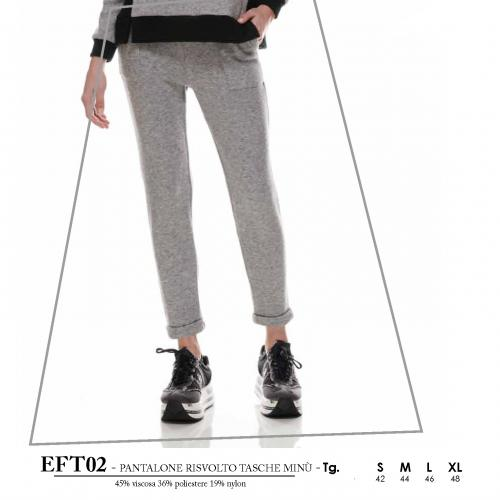 Pantalone Art EFT02
