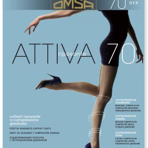 Collant Attiva 70